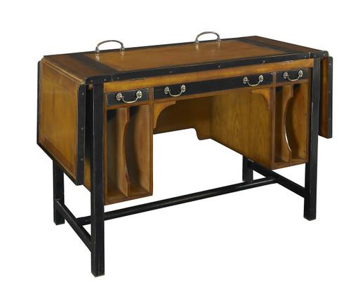 "Bureau Architecte Wood Architects Desk 30"" MF086 Authentic Models"