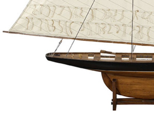 Columbia America's Cup Decorative Model Sailboat