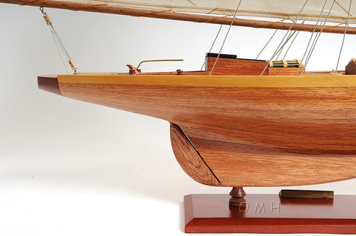 Eric Tabarlys Pen Duick Yacht Model Sailboat