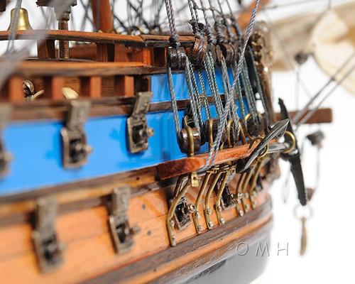 Goto Predestinatsia Predestination Model Russian Navy Tall Ship