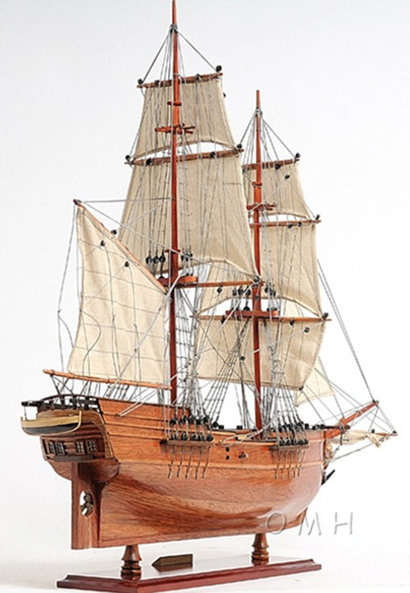 Brig Lady Washington Model Tall Pirate Ship