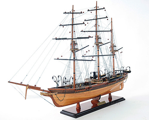 CSS Alabama Steam Ship Model Civil War Raider