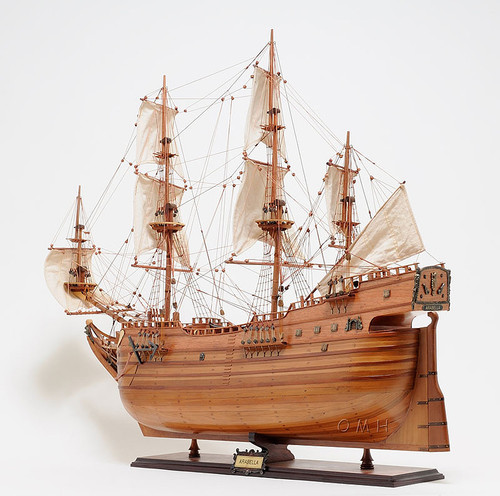Arabella Ship Model Arbella Winthrop Fleet Vessel