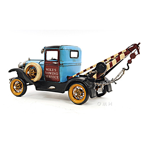 1931 Ford Model A Tow Truck Desk Car Model