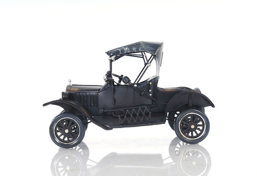 Ford Model T Tin Lizzie Metal Car Model