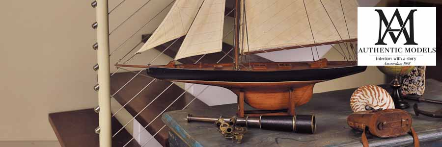 AUTHENTIC MODELS NAUTICAL HOME DECOR FREE SHIPPING