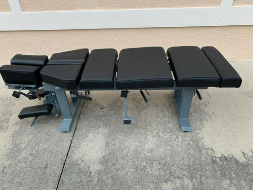 Omni Stationary Bench with Deluxe Cervical & Pelvic Drops