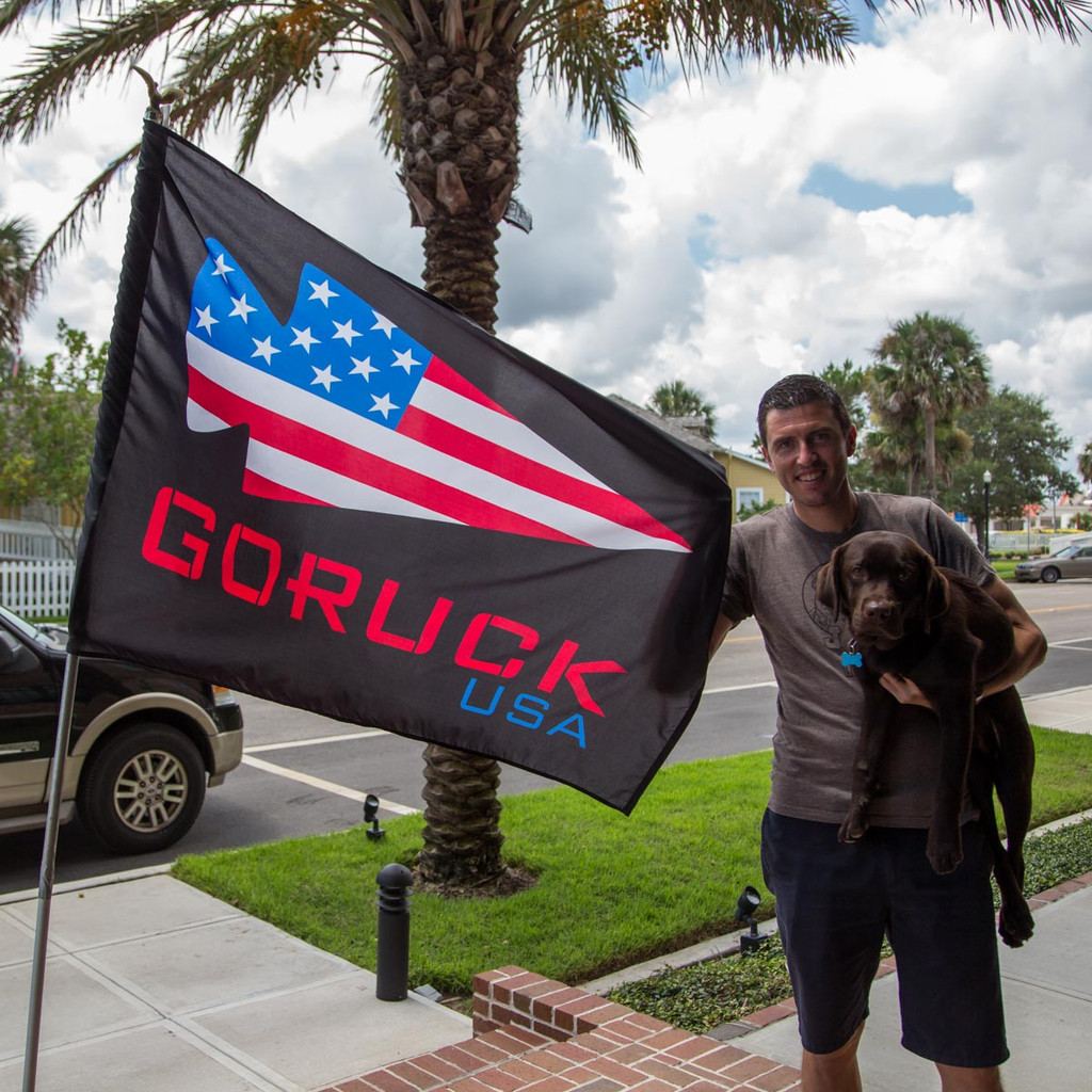 Flag - Nylon GORUCK USA
