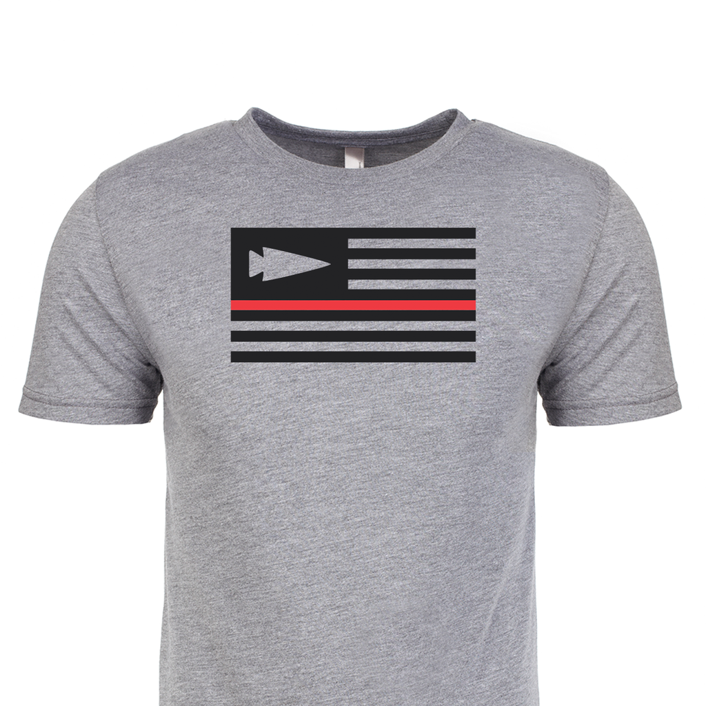 T-shirt - Thin Red Line