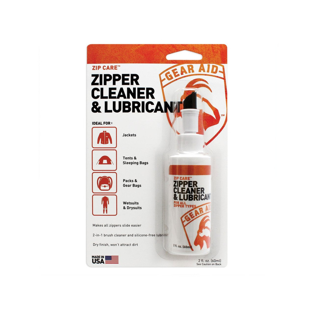 Zip Care - Zipper Cleaner & Lubricant