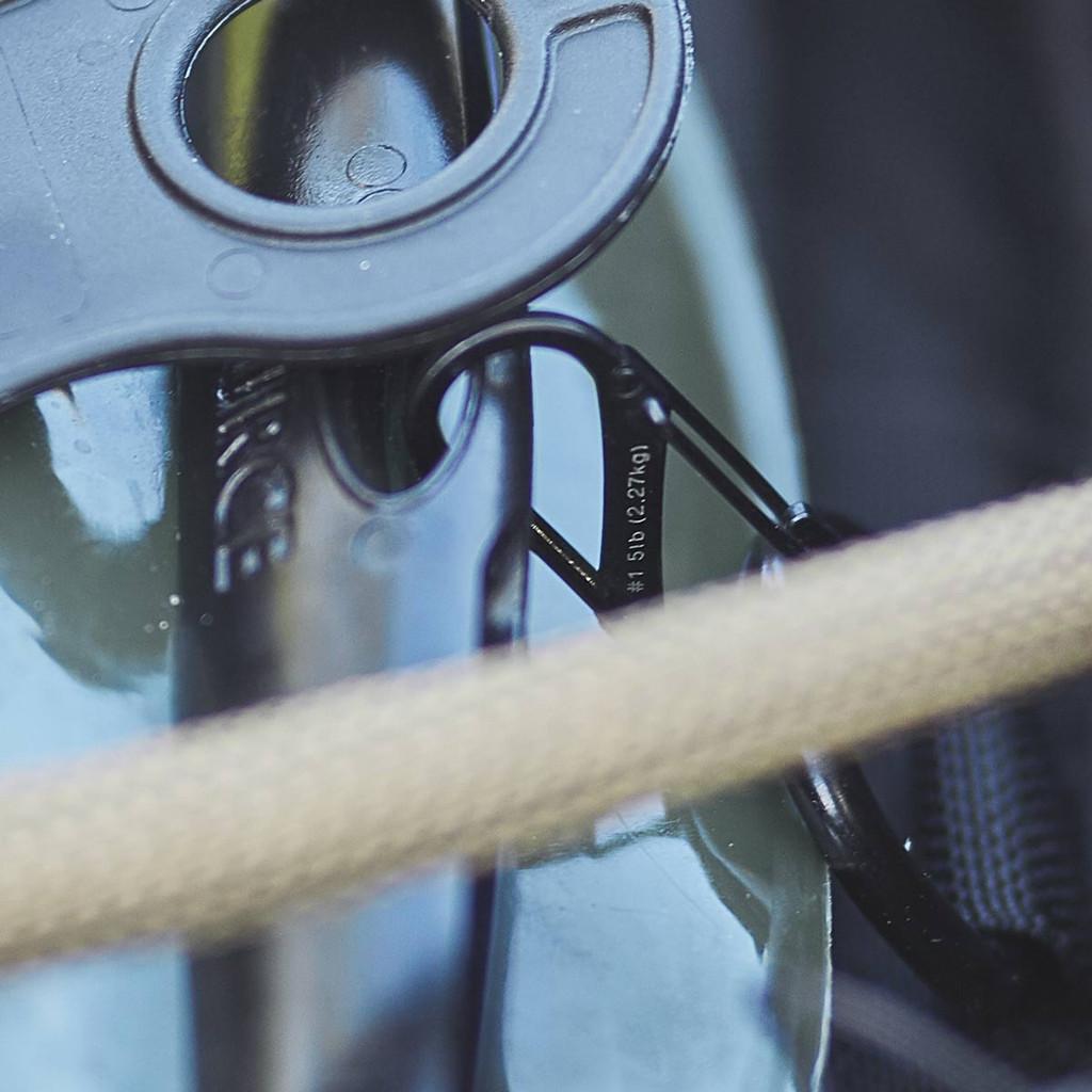 Carabiner - Hydration Bladder Attachment