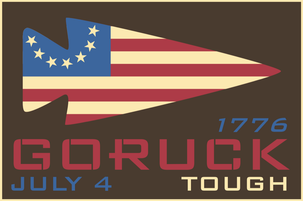 Patch for Tough Challenge: Raleigh, NC 06/28/2019 21:00