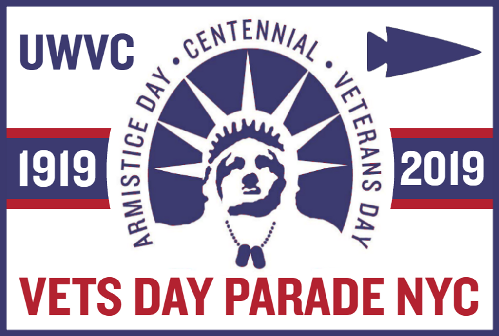 Patch for Light Challenge: New York, NY (NYC Veterans Day Parade GORUCK) 11/11/2019 11:00