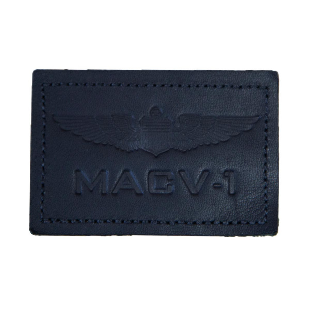 Patch - Leather MACV-1