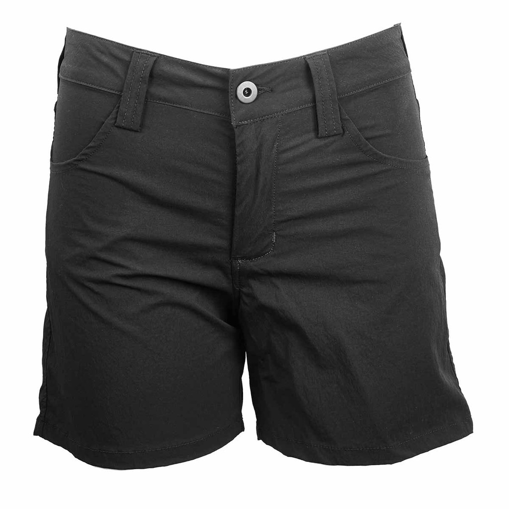 Women's Simple Shorts - 5.0""