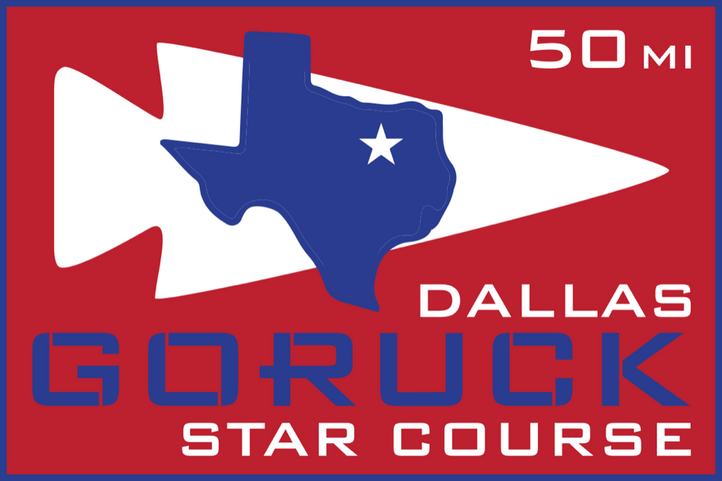 Patch for Star Course - 50 Miler: Dallas, TX 10/11/2019 21:00