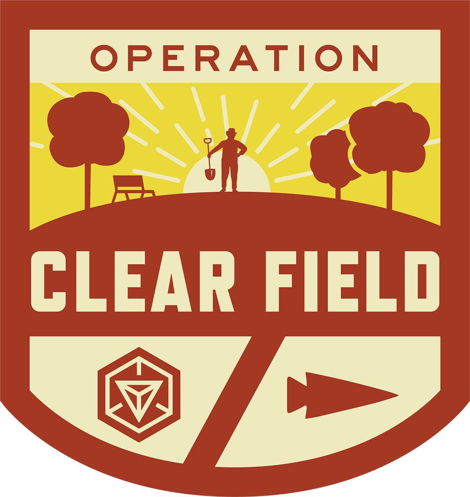 Patch for Operation Clear Field: Tokyo, Japan 03/24/2019 10:00