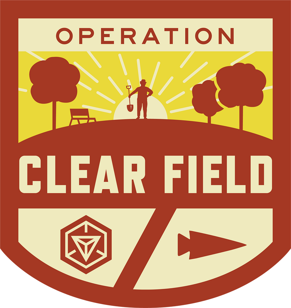 Patch for Operation Clear Field: Lisbon, Portugal 02/24/2019 10:00