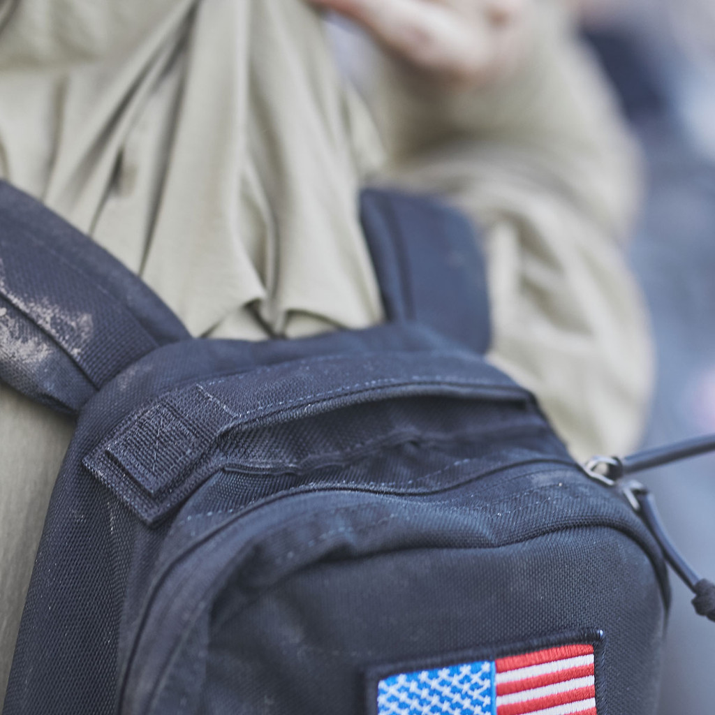 Bullet Ruck - USA (Colors)