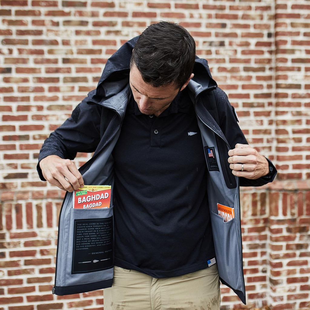 The American Waterproof Jacket