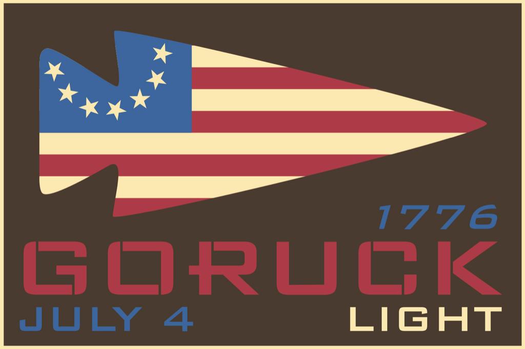 Patch for Light Challenge: Virginia Beach, VA 07/04/2020 14:00