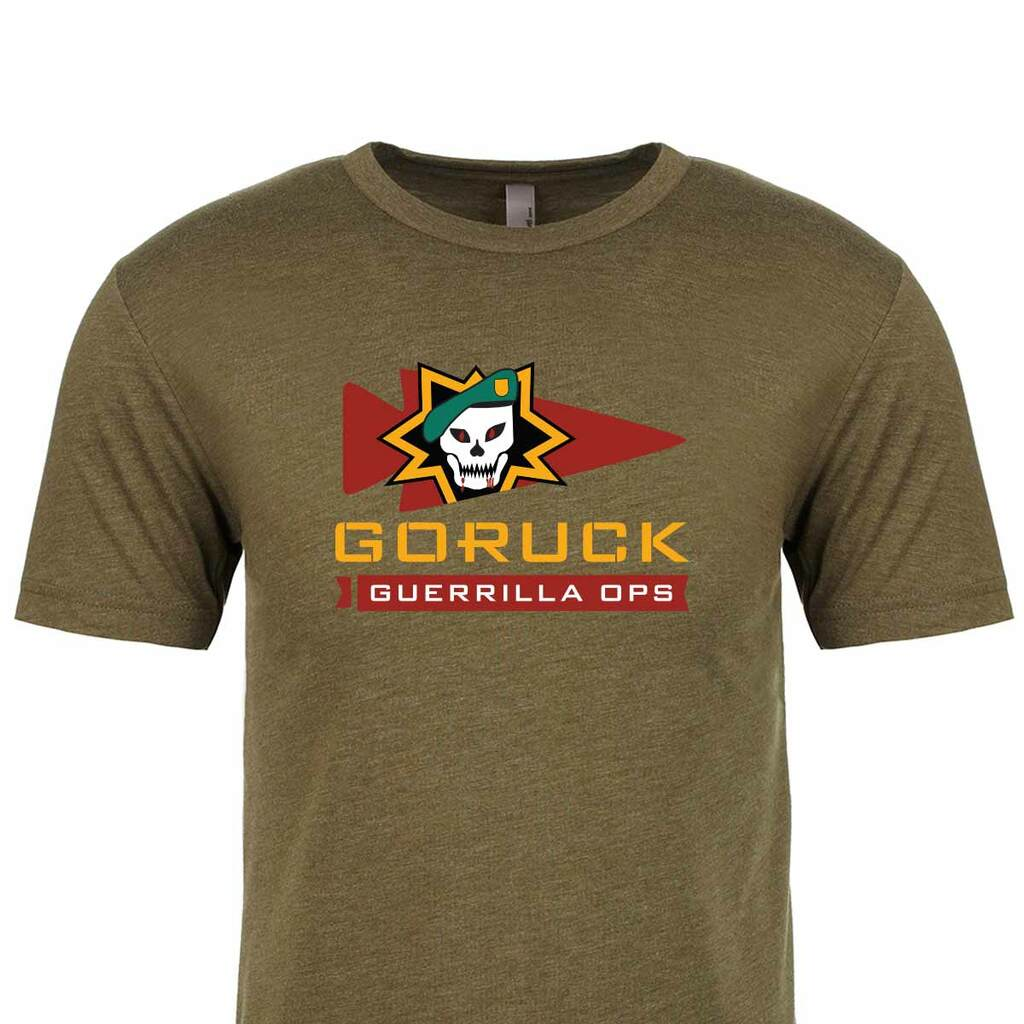 T-shirt - Guerrilla Ops