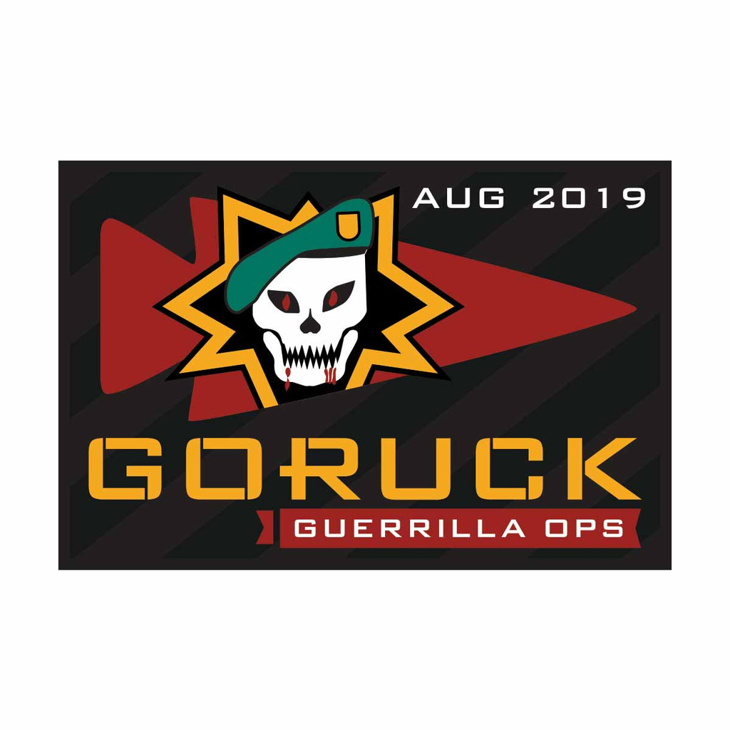 Patch - Guerrilla Ops
