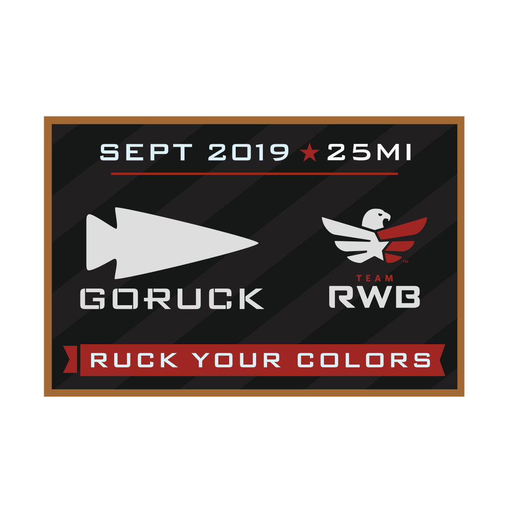 Patch - Ruck Your Colors