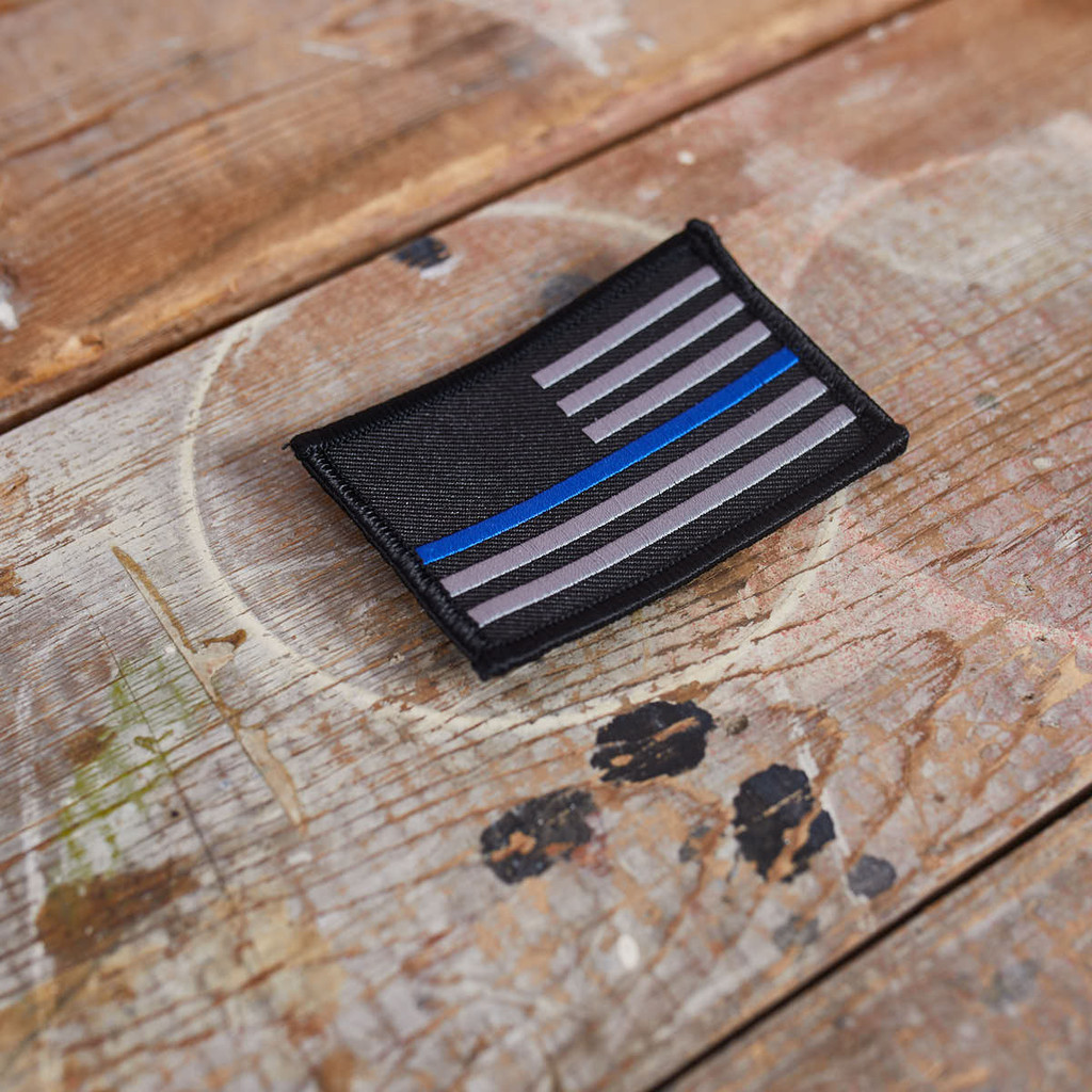 Patch - Thin Blue Line