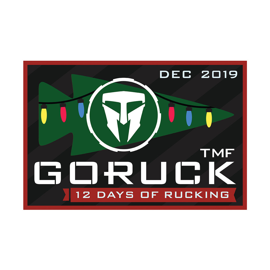 Patch - 12 Days of Rucking