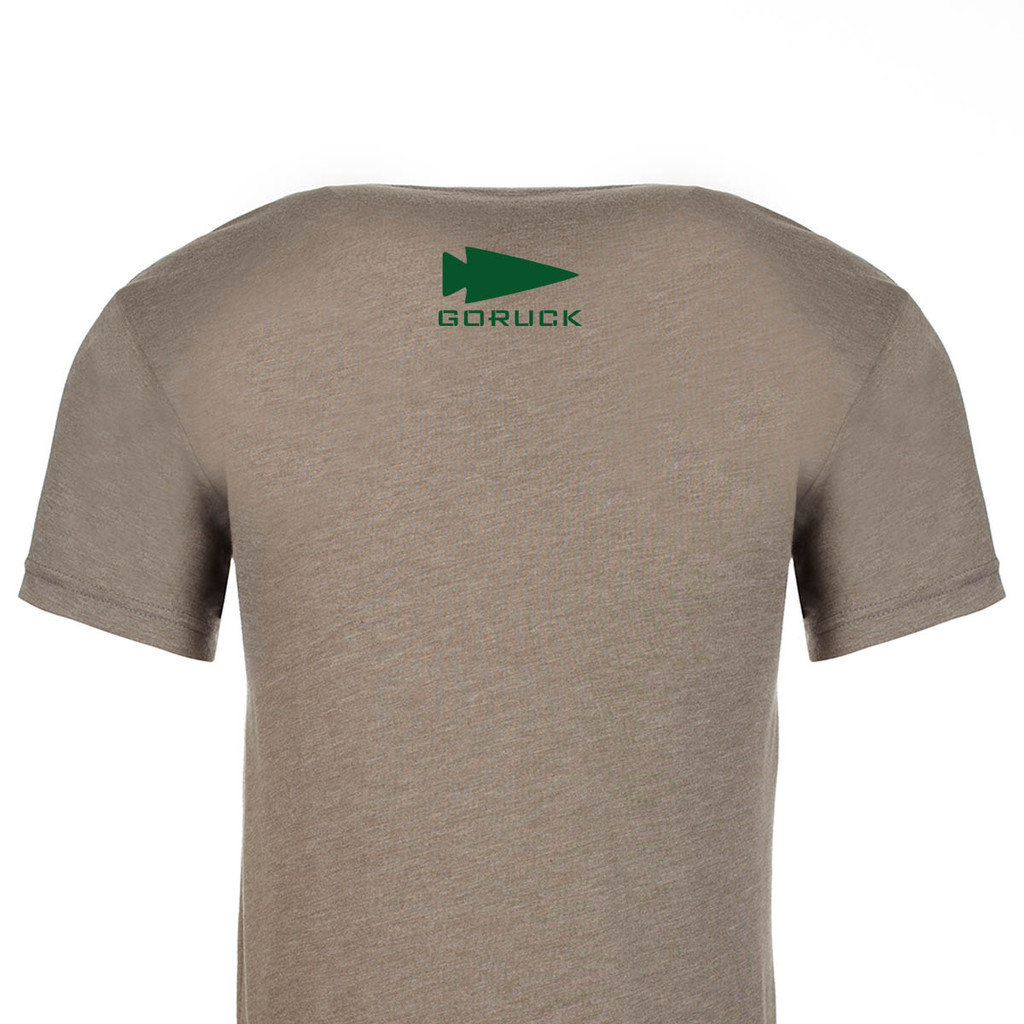 T-shirt - 12 Days of Rucking