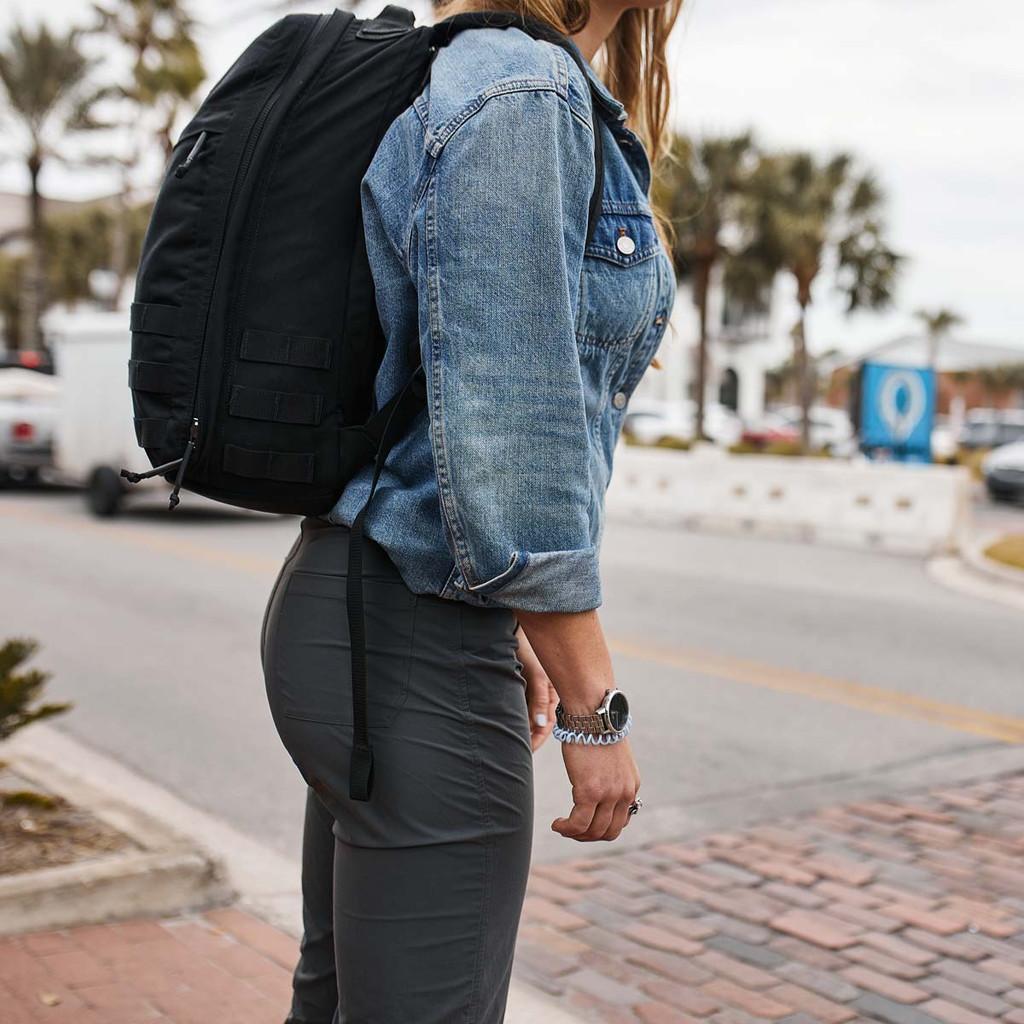 Women's Simple Pants - Power