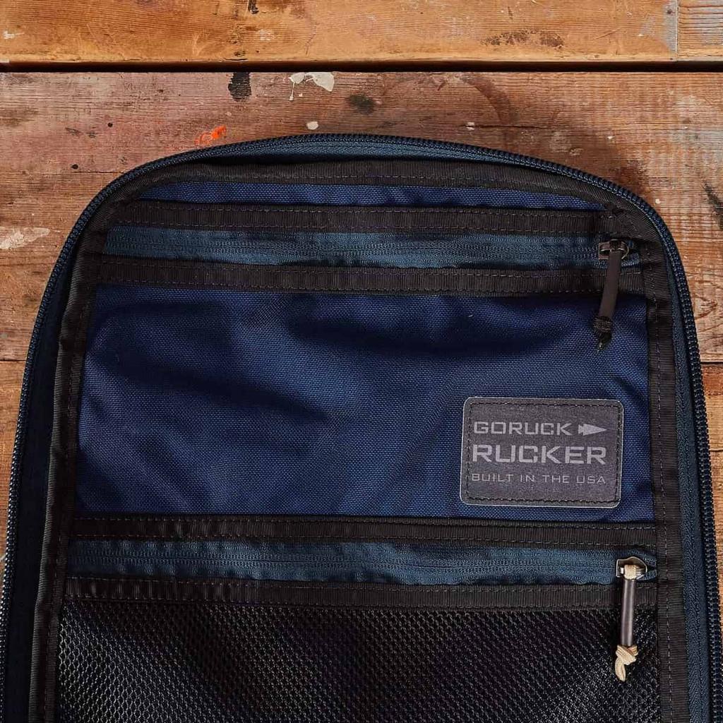 Rucker 20L (Blue + Gold)