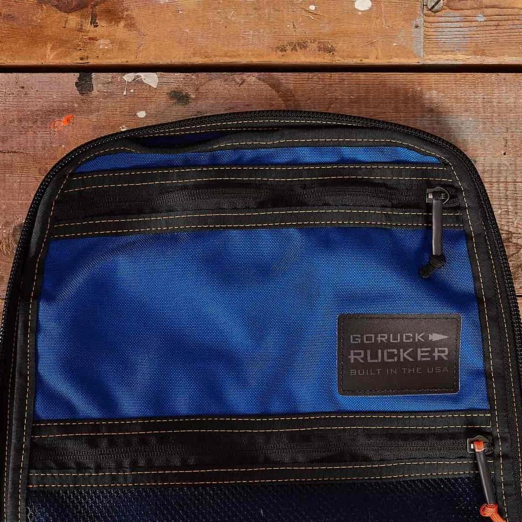 Rucker 20L (Florida Blue + Orange)