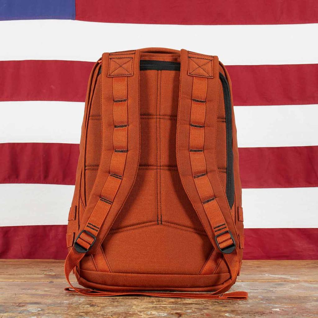 GR1  21L (Burnt Orange + White Velcro)