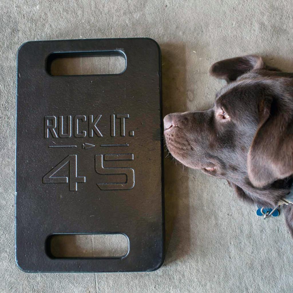 Ruck Plate - 45LB