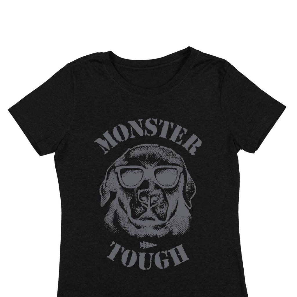 T-shirt - Monster Tough (Women)