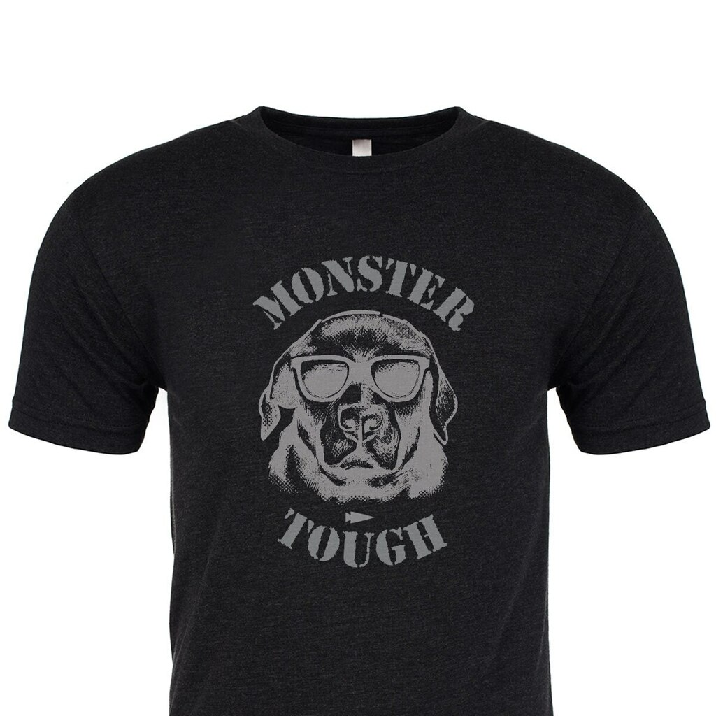 T-shirt - Monster Tough (Youth)