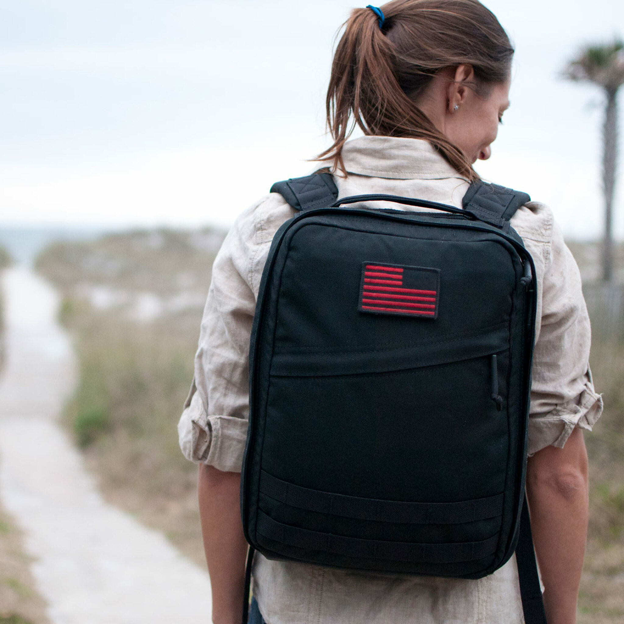 046586cacada8 Echo Rucksack - Best Small Tactical Backpack