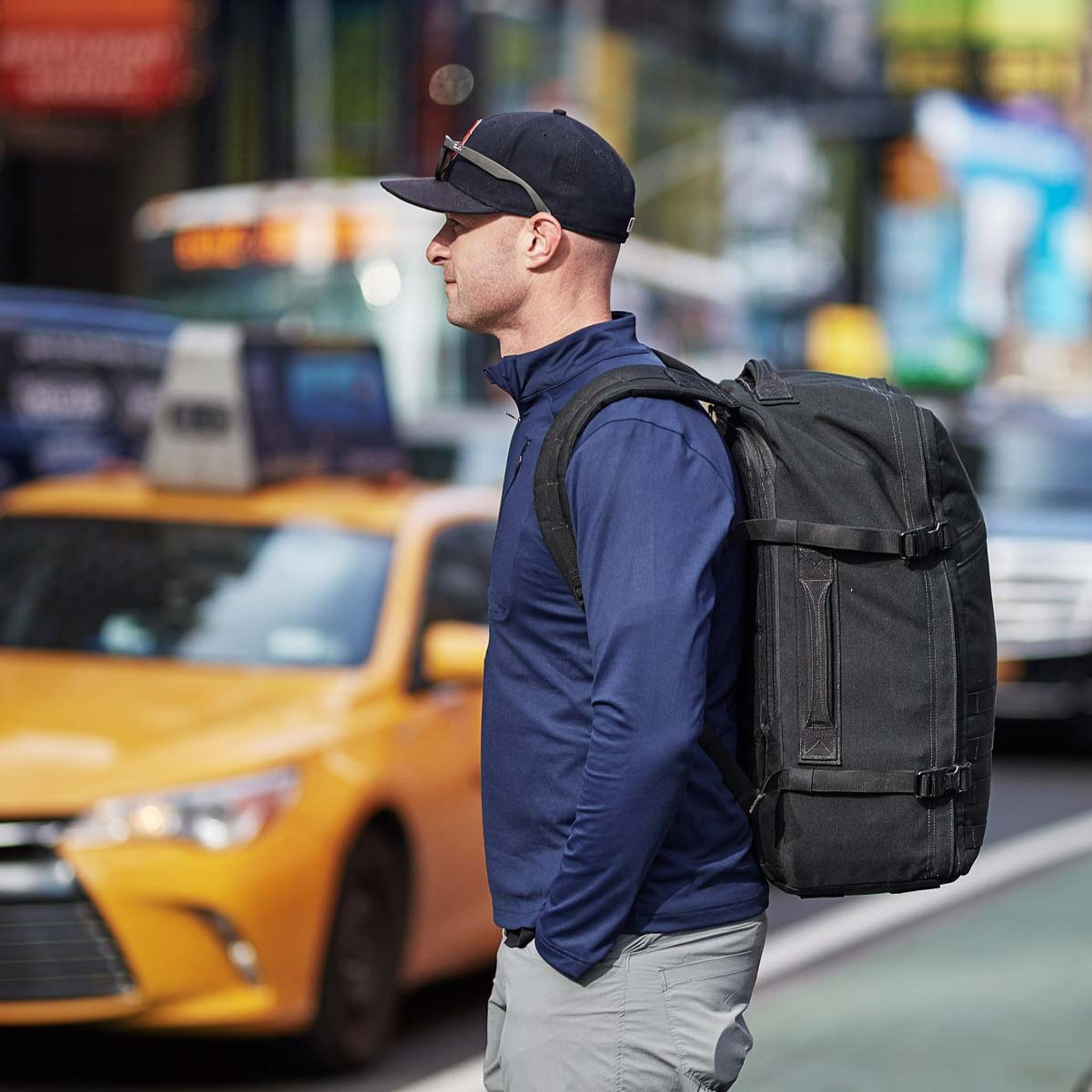 Drag Racing American Flag Fashion Diagonal Single Shoulder Workout Bag