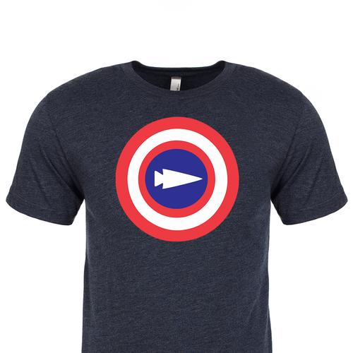 T-Shirt - Captain America