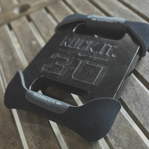 Ruck Plate Cradle
