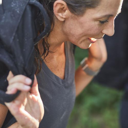Women's Short Sleeve Tough Tee - V Neck