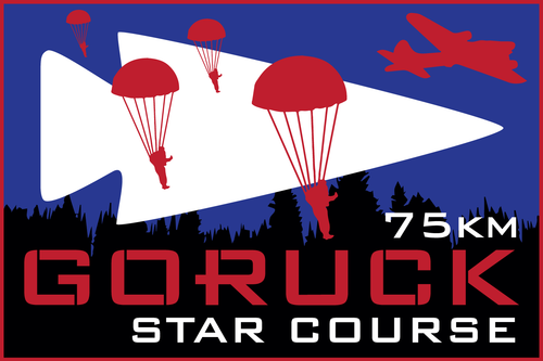 Patch for Star Course- 50 Miler: Normandy, France (Star Course - 75km) 06/01/2019 21:00