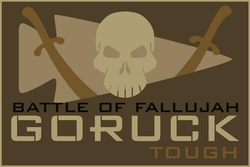 Patch for Tough Challenge: Raleigh, NC 10/25/2019 21:00