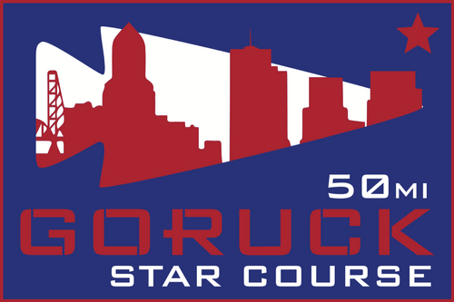 Patch for Star Course- 50 Miler: Portland, OR 04/19/2019 21:00