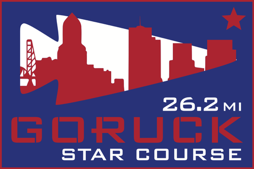 Patch for Star Course - 26.2 Miler: Portland, OR 04/20/2019 07:00