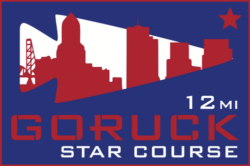 Patch for Star Course - 12 Miler: Portland, OR 04/20/2019 13:00