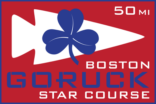 Patch for Star Course- 50 Miler: Boston, MA 06/07/2019 21:00