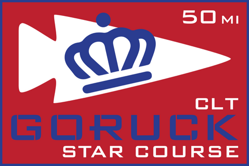 Patch for Star Course- 50 Miler: Charlotte, NC 06/21/2019 21:00